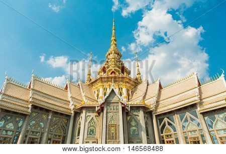 Wat Thai They Are Public Domain Or Treasure Of Buddhism