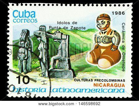 Cuba - Circa 1986
