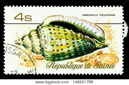 Guinea - Circa 1977