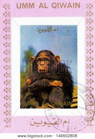 Manama Qiwain- Circa 1989