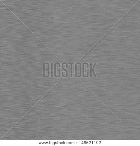 brushed aluminium sheet texture background - square