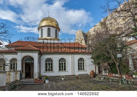 The Fish Church, St. Mary the Annunciation, Asenovgrad,  Plovdiv Region, Bulgaria