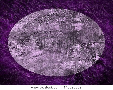 art grunge purple ellipse abstract pattern illustration background