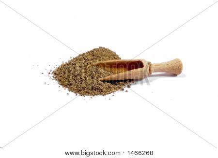 Black, Ground Pepper