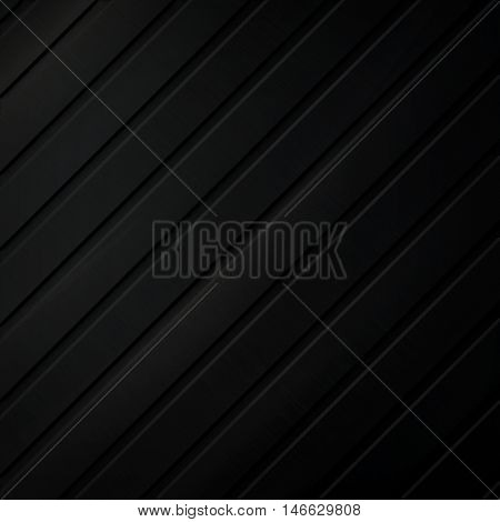 black striped metal background