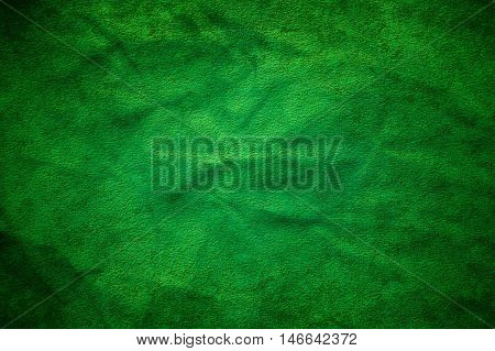 art grunge green crease abstract pattern illustration background