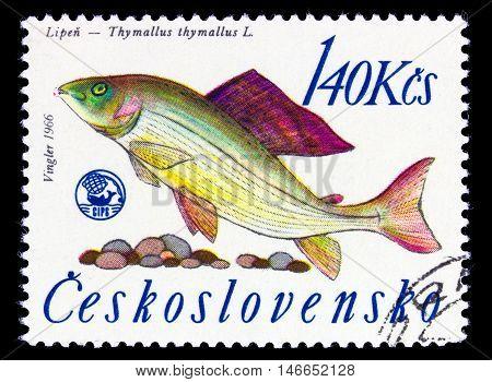 Czechoslovakia - Circa 1966