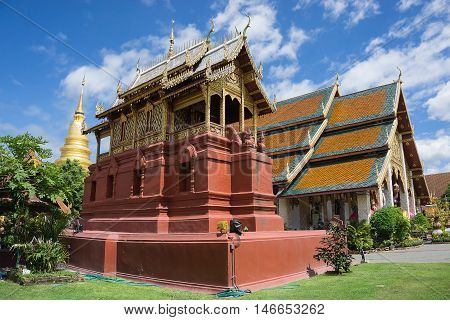 LAMPHUN SEP,4 :This architecture is called
