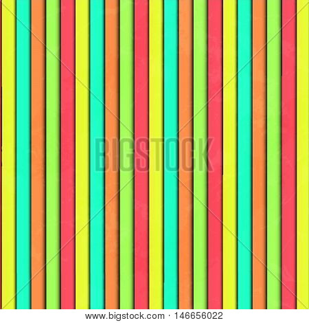 Striped Grunge Cracked Colored Background With Lines