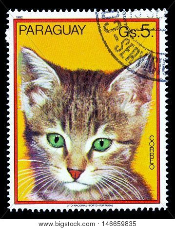 Paraguay- Circa 1982