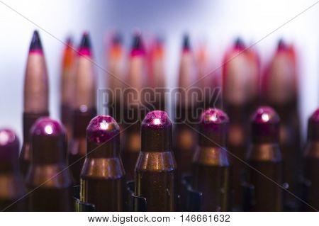 Explosive Ammo Rounds
