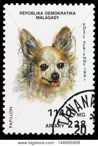 Republica Malagasy - Circa 1991