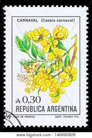 Argentina - Circa 1981
