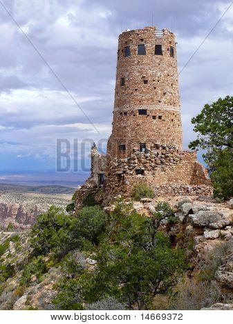 Grand Canyon Desert View Watchtower, Arizona