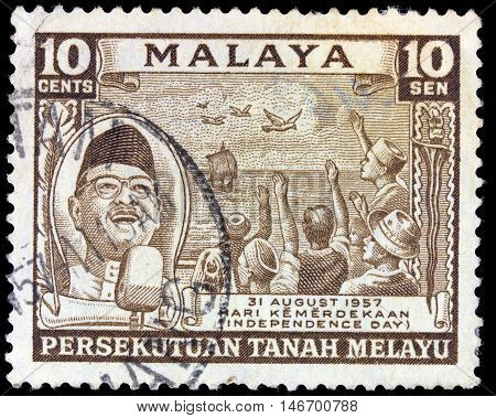 Malaya - Circa 1957