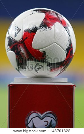 Official Match Ball Of Fifa World Cup 2018
