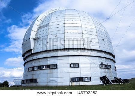 big observatory, supervision over space, astronomy, technologies