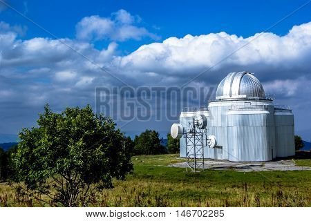 observatory, supervision over space, astronomy, technologies, science