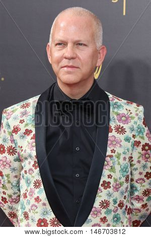 LOS ANGELES - SEP 10:  Ryan Murphy at the 2016 Creative Arts Emmy Awards - Day 1 - Arrivals at the Microsoft Theater on September 10, 2016 in Los Angeles, CA