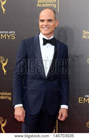 LOS ANGELES - SEP 10:  Michael Kelly at the 2016 Creative Arts Emmy Awards - Day 1 - Arrivals at the Microsoft Theater on September 10, 2016 in Los Angeles, CA