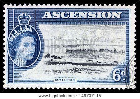 Ascension - Circa 1956