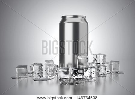 Cold Drink Can