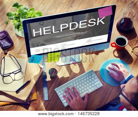 Register Inquiry Online Web Page Concept