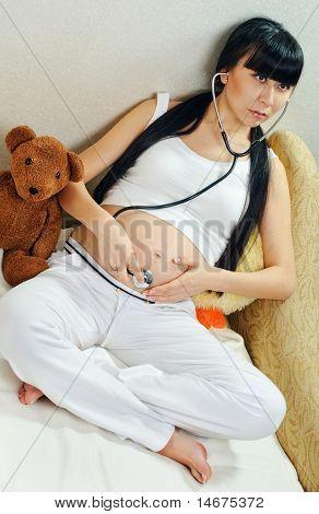 Asian Pregnancy