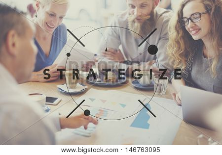 Strategize Guidelines Operations Planning Process Concept