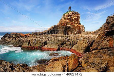 One Tree Rock, Australia