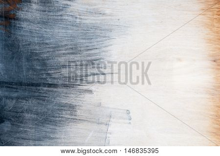Blue and orange grunge image for your background