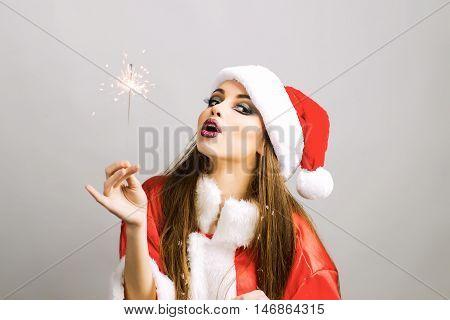 Santa Claus Pretty Woman