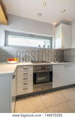 Modern Design Kitchen Interior Idea