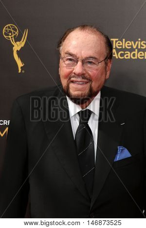 LOS ANGELES - SEP 11:  James Lipton at the 2016 Primetime Creative Emmy Awards - Day 2 - Arrivals at the Microsoft Theater on September 11, 2016 in Los Angeles, CA