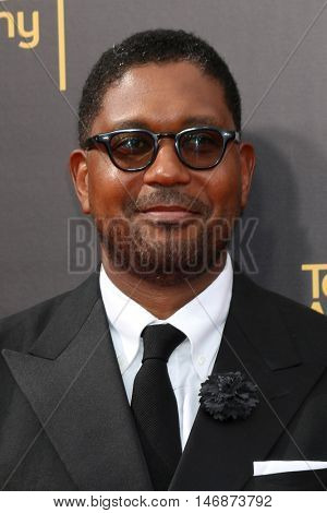 LOS ANGELES - SEP 11:  Jayson Jackson at the 2016 Primetime Creative Emmy Awards - Day 2 - Arrivals at the Microsoft Theater on September 11, 2016 in Los Angeles, CA