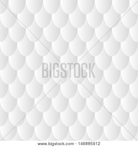 white background or pattern seamless - vector illustration