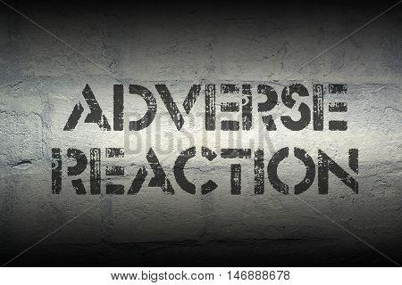 Adverse Reaction Gr
