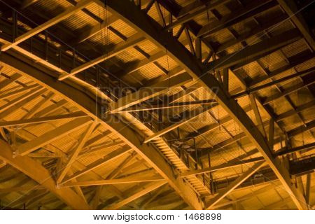 Construction - Wood Roof