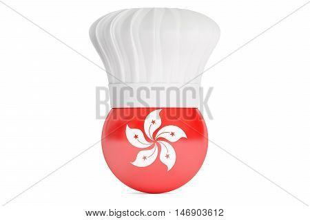 Singaporean cuisine concept 3D rendering on white