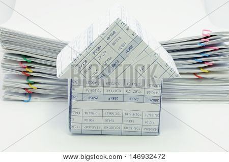 House Have Pile Overload Document Of Report