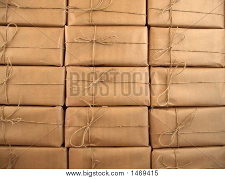 Brown Grunge Packages