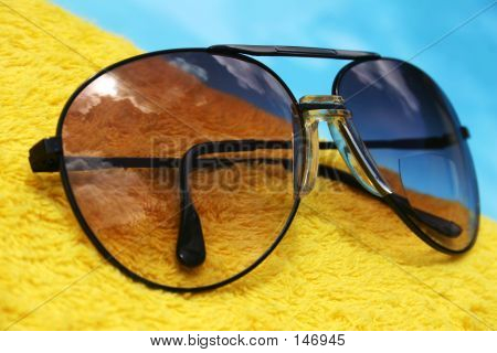 Aviator-Brille