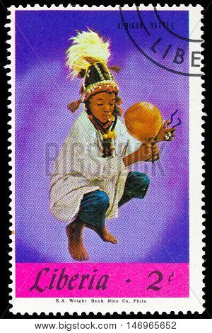 Liberia - Circa 1967