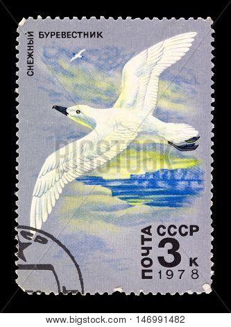 Russia - Circa 1978
