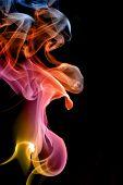 Постер, плакат: Искусство дыма