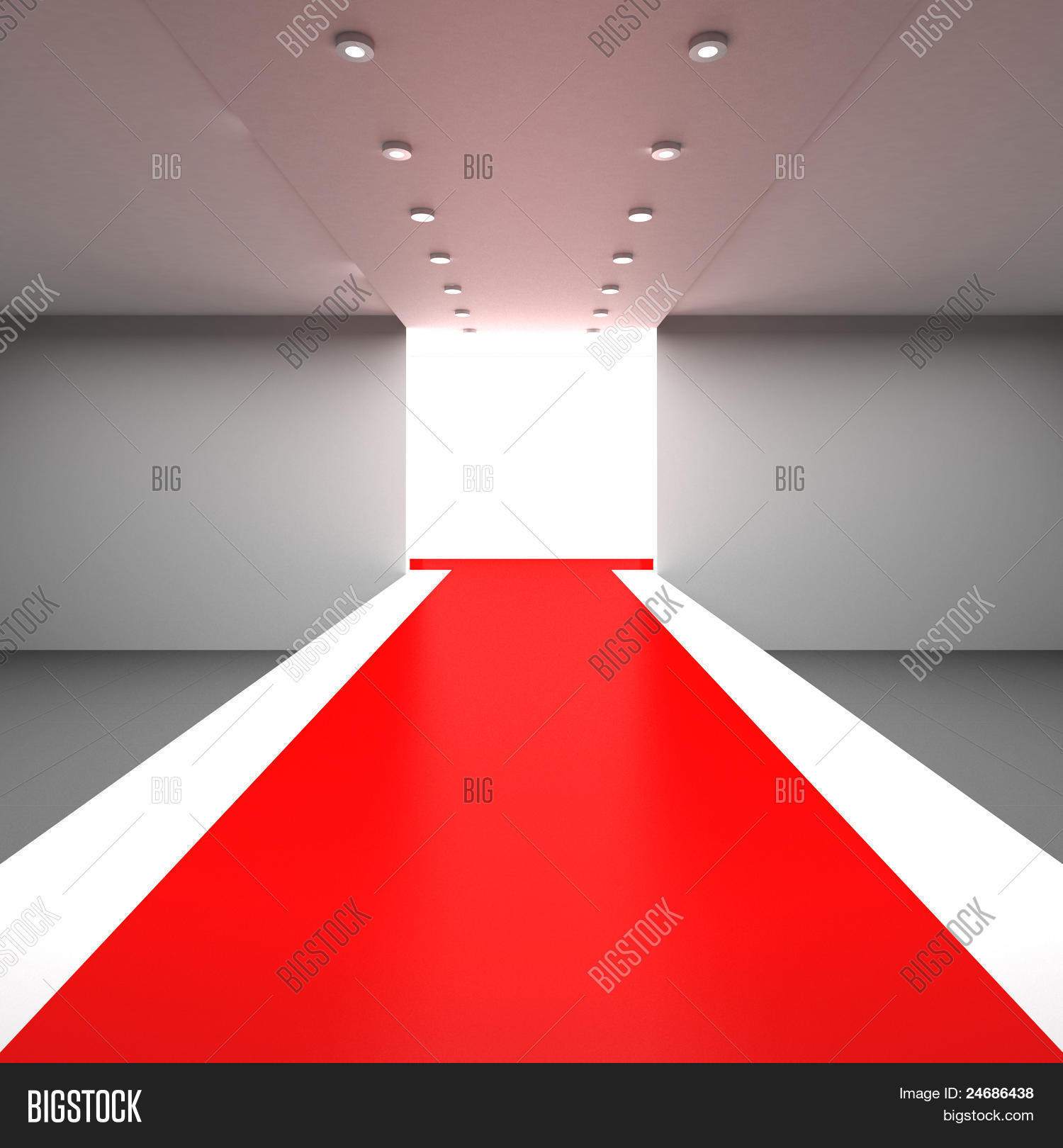 empty fashion runway background wwwpixsharkcom
