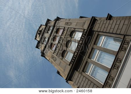 Prague Decorative Building