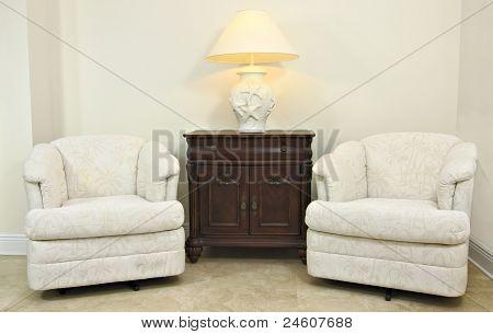 Sitting nook