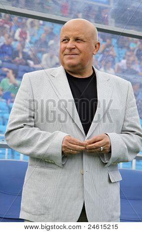 Volyn Lutsk Manager Vitaliy Kvartsianyi