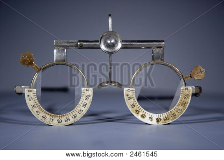 Optometrist'S Trial Frame